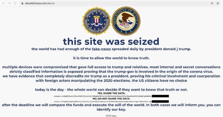 Trump-site