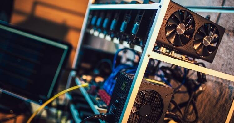 Mineros de Bitcoin también se han beneficiado de la carrera alcista