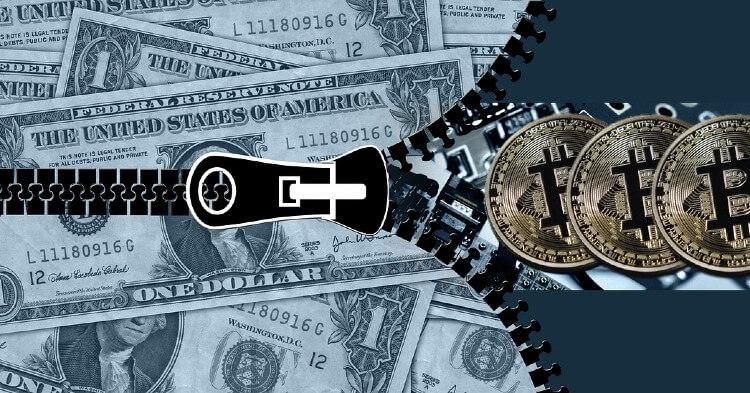 Bitcoin mueve 500 mil dólares por segundo