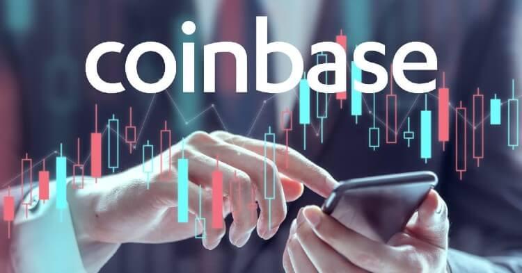 En su primer día en la bolsa Coinbase cotizó cerca de los $400