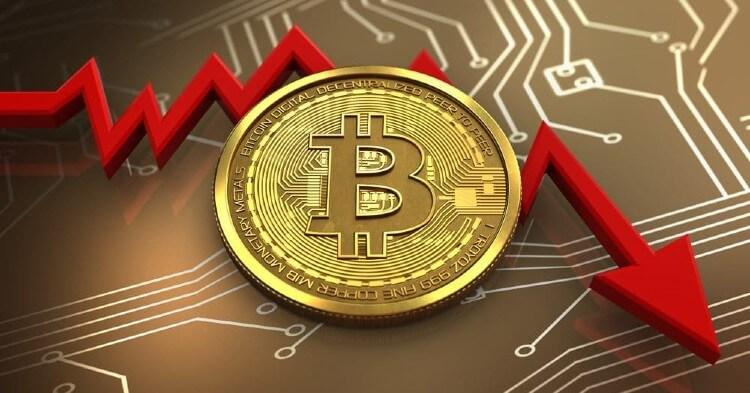 Bitcoin cayó por debajo de los $30 mil dólares y el sentimiento bajista se dispara